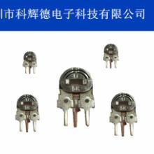 供应083型方孔型可调电阻三脚立式侧调碳膜可调电阻图片