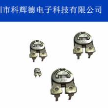 供应KHD品牌085型卧式可调电阻性能优越的碳膜铁壳可调电阻图片