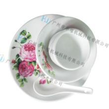 供应餐具 陶瓷餐具 广东潮州餐具 碗 盘子 镁质瓷餐具批发