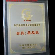 供应银箔授权牌,进口水晶冻亚克力授权牌,授权牌价格,广州批发制作图片