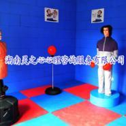 心理咨询室设备宣泄器材生产厂家图片