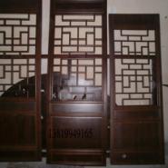 北京仿古门窗厂家图片