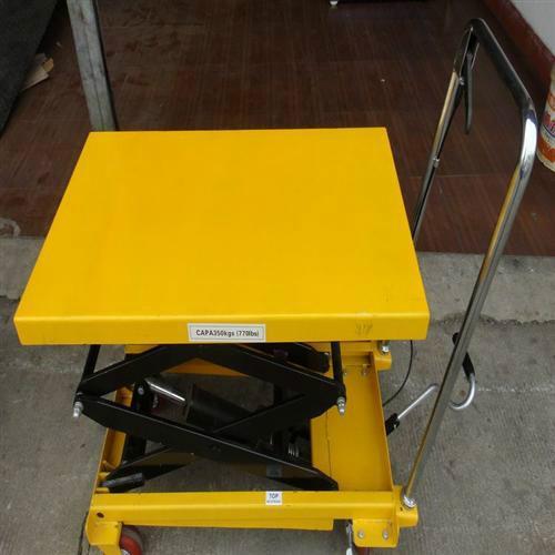 供应深圳电动升降梯升降梯修配三良机械剪叉升降台
