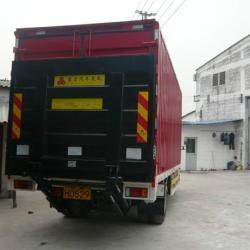 供应石碣货车安装升降尾板 石碣貨車升降尾板
