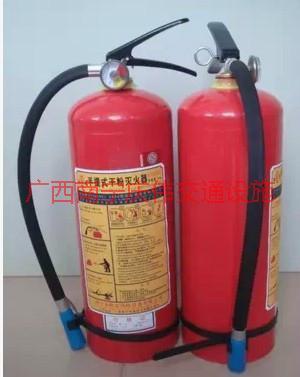 供应4kg干粉灭火器 4kg干粉灭火器南宁庆伟消防设施