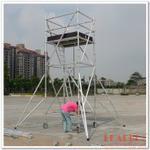 推荐易达牌组合式铝合金工作架 移动快装  5.5m作业铝架