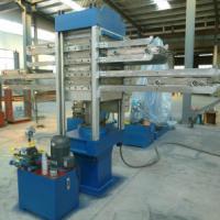 供应橡胶地砖专用硫化机