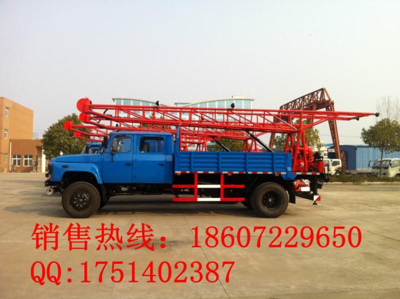 供应汽车钻,东风双排汽车钻,18607229650,DPP100工程地质勘察汽车钻