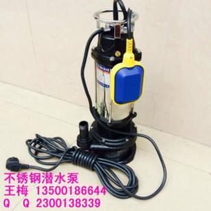 惠州不锈钢潜水排污泵图片
