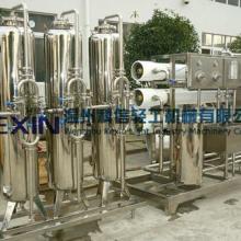含气碳酸饮料生产线 汽水生产加工设备-科信展厅现货