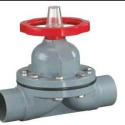 供应PVC手動隔膜閥