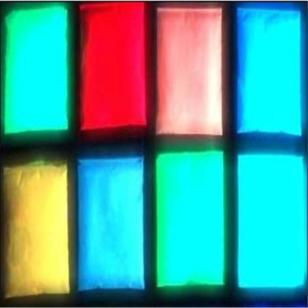 五星行陶瓷花纸印刷专用发光粉图片