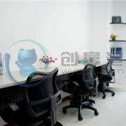 送免租期苍松大厦小型办公室出图片