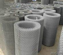 铁丝轧花网