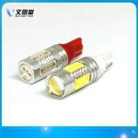 供应led车灯LED牌照灯 5SMD-7.5W