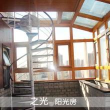 供应保定楼顶阳光房之光装饰图片