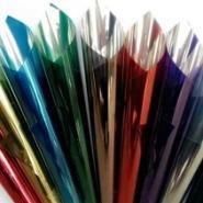 彩色磨砂膜图片