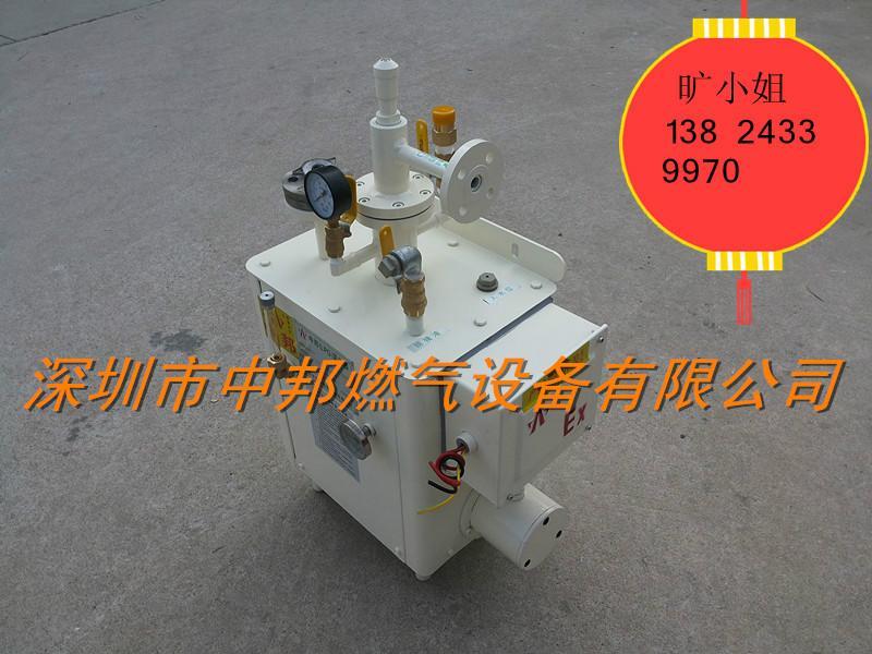 供应中邦气化器20kg带指示灯气化器