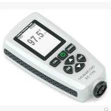 供应ec770涂层测厚仪高精度测铁铝漆电镀覆层数显 膜厚仪