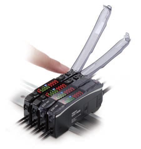 供应欧姆龙光纤放大器E3X-HD11,广州欧姆龙代理
