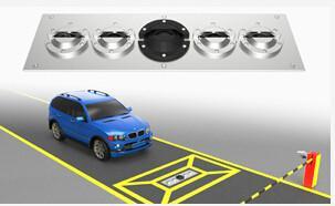 车辆底盘安全检查系统图片