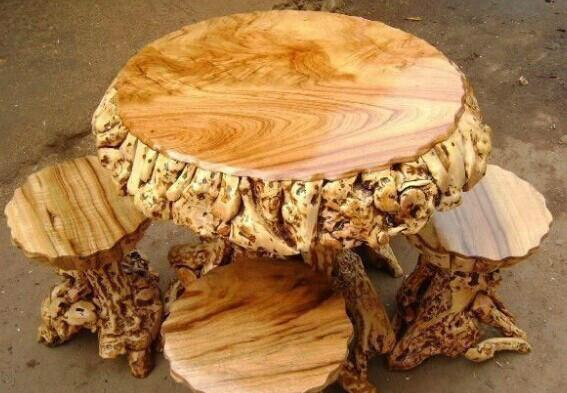老挝楠木根雕茶几图片_老挝楠木根雕茶几图片大全__一