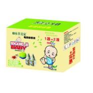 本草孕婴童电蚊香套装1+2图片