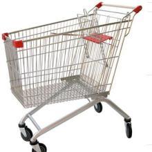 供应超市购物车/物业用手推车/大型购物推车