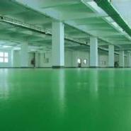 地下停车场地坪环氧砂浆地坪图片
