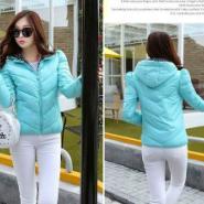 大众时尚新款韩版棉衣图片
