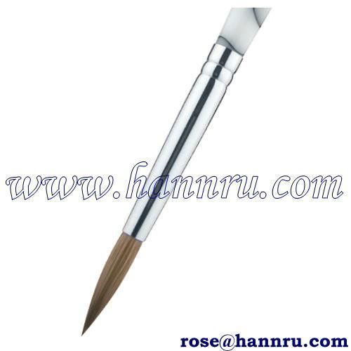 【台湾 瀚如 HR】RC 红貂复合树脂填补笔/义齿加工专用笔/貂毛笔