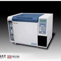 上海精科GC112A气相色谱仪实验