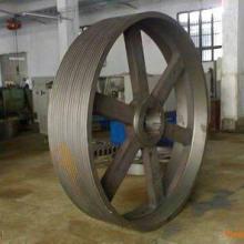 供应大型铸铁皮带轮、皮带盘图片