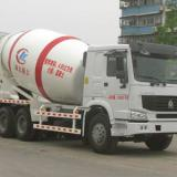 供应重汽豪沃12立方混凝土搅拌车程力威混凝土搅拌运输车价格