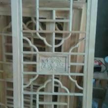 供应古建筑门窗+撑拱+吊瓜