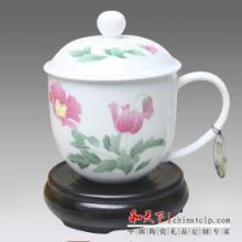 供应创意陶瓷茶杯 景德镇陶瓷茶杯