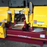 供应专业切割模具钢锯床德国卡特森KT8050-S、锯切垂直度平整
