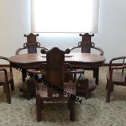 明清红木家具厂图片