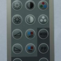 供应薄膜开关类,薄膜开关又称轻触式键盘。