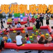 供应决明子玩具沙池 儿童沙滩池玩沙池 沙滩充气池