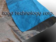 供应上海出口PE铝膜编织布复合气泡膜多种使用方法质量好批发