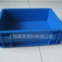 供应上海塑料物流箱塑胶周转箱物料盒