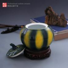 供应陶瓷食品罐储蓄罐