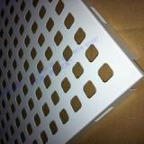 供应贵州奥迪4S店外墙装饰板,外墙装饰冲孔铁扣板价,幕墙装饰板生产厂家