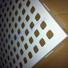 供应贵州奥迪4S店外墙装饰板,外墙装饰冲孔铁扣板价,幕墙装饰板生产厂家批发