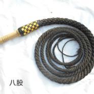 健身响鞭健身鞭子甩鞭尼龙橡胶线图片