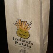 茶叶包装袋牛皮纸袋食品包装袋批发图片