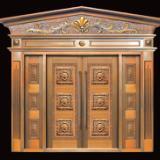 供应山西阳泉铜门仿铜门