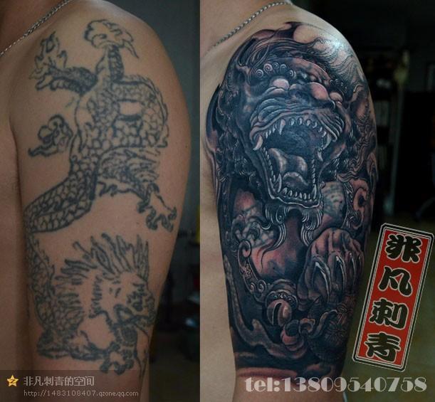 关公纹身有什么讲究,二郎神纹身图片,堕落天使纹身图片
