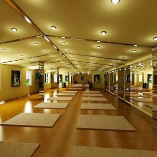 湛江高温瑜伽茂名高温瑜伽房图片